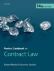Poole's Casebook on Contract Law - Book