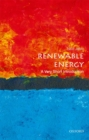 Renewable Energy: A Very Short Introduction - Book