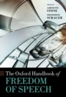 The Oxford Handbook of Freedom of Speech - Book