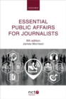Essential Public Affairs for Journalists - Book