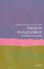 French Philosophy: A Very Short Introduction - Book