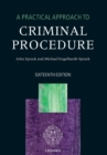 A Practical Approach to Criminal Procedure - Book
