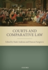 Courts and Comparative Law - Book