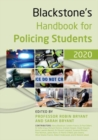 Blackstone's Handbook for Policing Students 2020 - Book