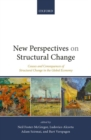 New Perspectives on Structural Change : Causes and Consequences of Structural Change in the Global Economy - Book