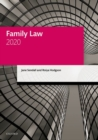 Family Law 2020 - Book