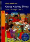 Oxford Reading Tree: Stages 4-5: Book 2: Group Activity Sheets - Book