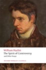The Spirit of Controversy : and Other Essays - Book