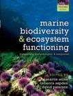 Marine Biodiversity and Ecosystem Functioning : Frameworks, methodologies, and integration - Book
