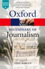 A Dictionary of Journalism - Book