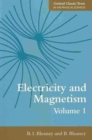Electricity and Magnetism, Volumes 1 and 2 - Book
