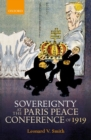 Sovereignty at the Paris Peace Conference of 1919 - Book
