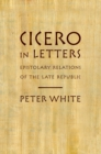 Cicero in Letters : Epistolary Relations of the Late Republic - eBook