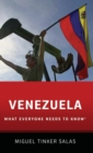 Venezuela : What Everyone Needs to Know (R) - Book