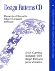 Design Patterns CD : Elements of Reusable Object-Oriented Software - Book