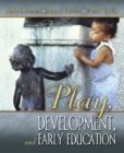 Play, Development and Early Education - Book