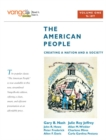 The American People : Creating a Nation and a Society (to 1877), VangoBooks v. 1 - Book