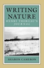 Writing Nature : Henry Thoreau's Journal - Book