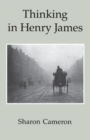 Thinking in Henry James - Book