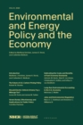 Environmental and Energy Policy and the Economy : Volume 1 - Book