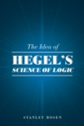"The Idea of Hegel's ""Science of Logic"" - Book"