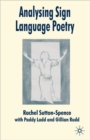 Analysing Sign Language Poetry - Book
