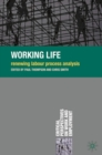 Working Life : Renewing Labour Process Analysis - Book