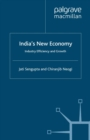 India's New Economy : Industry Efficiency and Growth - eBook