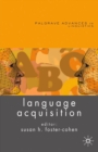 Language Acquisition - eBook