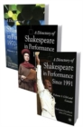 A Directory of Shakespeare in Performance : v. 1-3 - Book