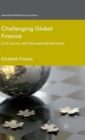Challenging Global Finance : Civil Society and Transnational Networks - Book