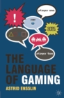 The Language of Gaming - eBook