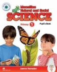Macmillan Natural and Social Science 1 Pupil's Book Pack - Book