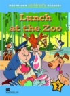 Macmillan Children's Readers Lunch at the Zoo Level 2 - Book
