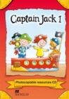 Captain Jack Level 1 Photocopiables CD Rom - Book