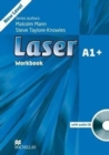 Laser 3rd edition A1+ Workbook without key Pack - Book