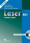 Laser 3rd edition A1+ Teacher's Book Pack - Book
