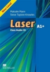 Laser 3rd edition A1+ Class Audio CD x1 - Book