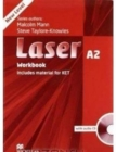 Laser 3rd edition A2 Workbook without key Pack - Book