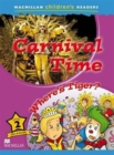 Macmillan Children's Readers Carnival Time Level 2 - Book