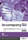In Company 3.0 Upper Intermediate Level Student's Book Pack - Book