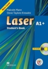 Laser 3rd edition A1+ Student's Book & CD-ROM with MPO - Book