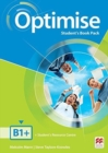 Optimise B1+ Student's Book Pack - Book