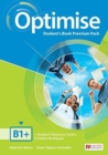 Optimise B1+ Student's Book Premium Pack - Book