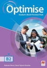 Optimise B2 Student's Book Premium Pack - Book
