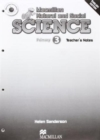 Macmillan Natural and Social Science Level 3 Teacher's Book English - Book
