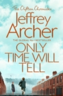 Only Time Will Tell - eBook