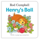 Henry's Ball - Book