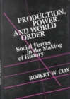 Production Power and World Order : Social Forces in the Making of History - Book