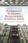 Community Economic Development in Social Work - Book